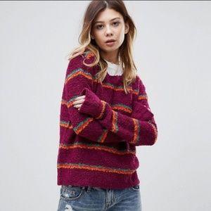 BoGo!👋Free People Alpaca Blend Sweater, SOFT!!